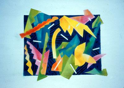 Matisse's Garden