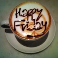 Happy Friday stupendoustidbits.wordpress.com