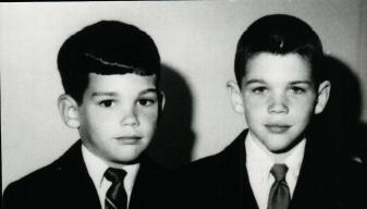 Jeffrey and Teddy
