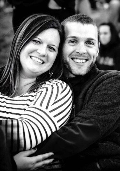 Brittany and Curtis Kukal