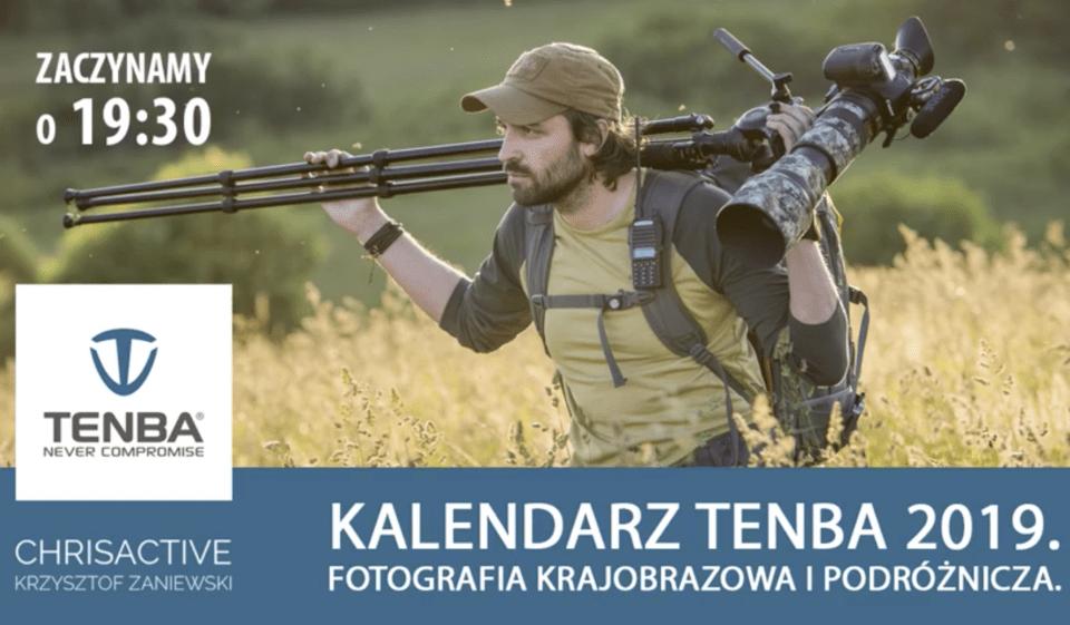 Spotkanie LIVE | Kalendarz Tenba 2019