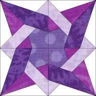 tangled star block2
