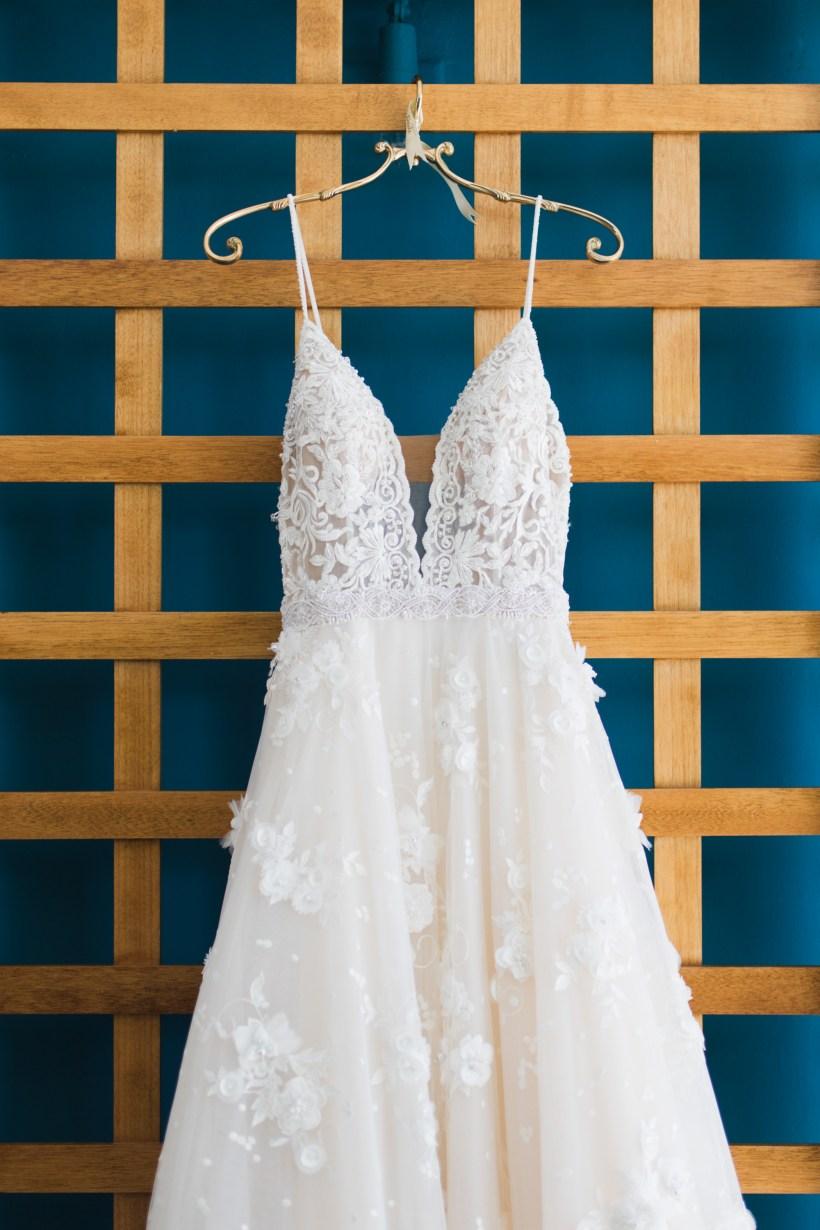 Puerto Rican Wedding Dress | deweddingjpg.com