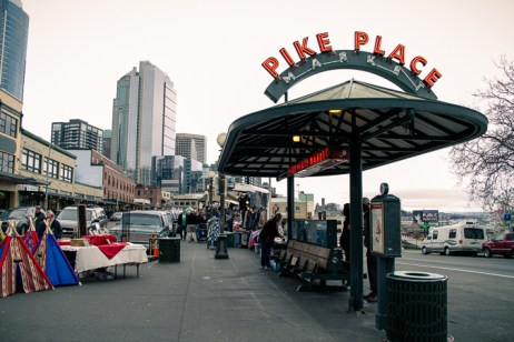 Pike market and the tulip festival-2