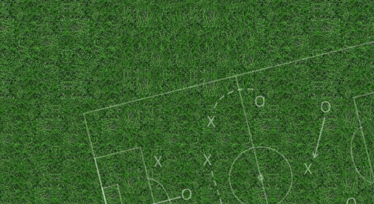 Picture of football tactics