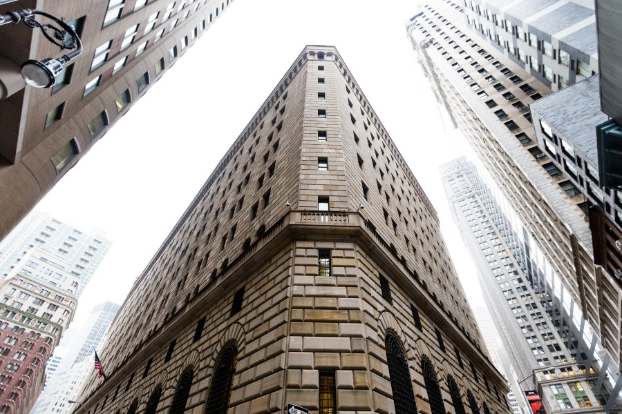 Bureau Headquarters,  Federal Reserve Bank of New York, New York City, The Initiation