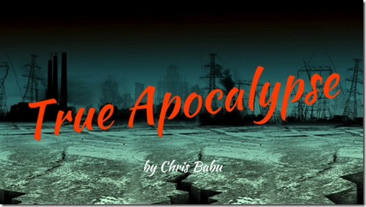 true apocalypse blog post
