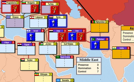 A bit of the struggle in Twilight Struggle