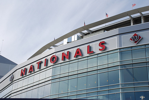 Nationals Park on flickr.com by afagen via a Creative Commons Attribution-NonCommercial-Share Alike license.