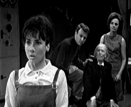 Doctor Who 007 (1964) Hartnell -The Sensorites2 on flickr.com, by Père Ubu, via a Creative Commons Attribution-NonCommercial license.