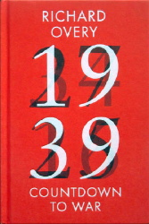 Cover of 1939: Countdown to War from The Penguin Blog