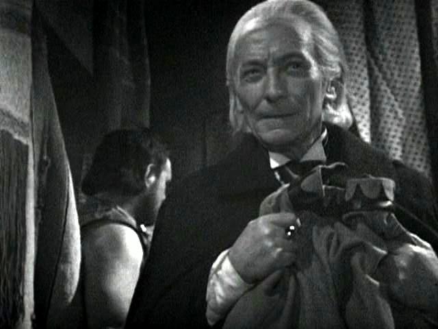 The Doctor as Impish Thief
