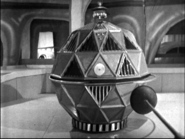 Dalek, meet Mechanoid.