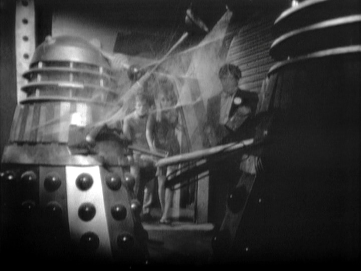 The Discovery of the Daleks