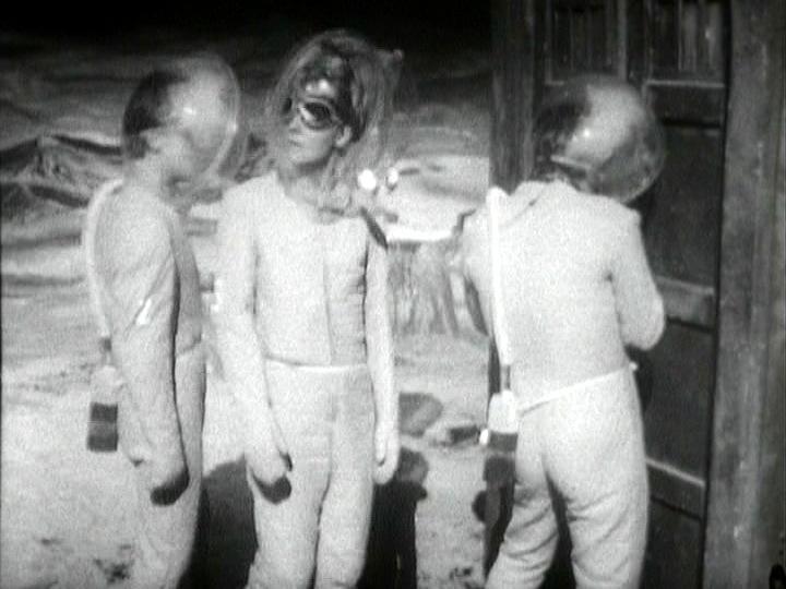 TARDIS Spacesuits