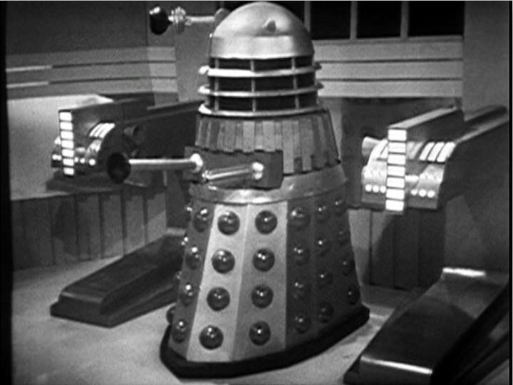 Dalek Plot Device