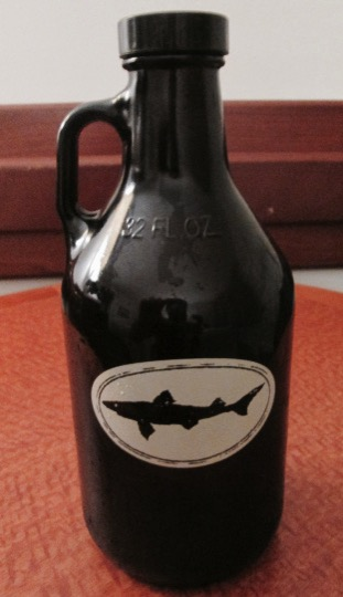 Dogfish Head Growler