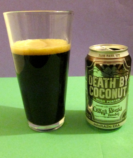 Oskar Blues' Death by Coconut