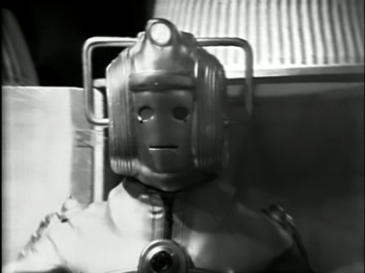 New Look Cyberman