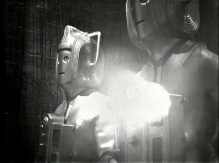 Angry Cybermen (if Cybermen could be angry)
