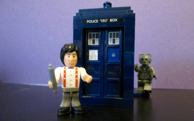Doctor Who Project: Patrick Troughton Retrospective