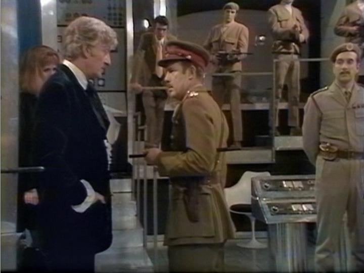 General Carrington, I presume?