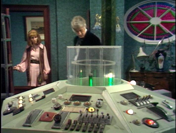 TARDIS, 70s-style