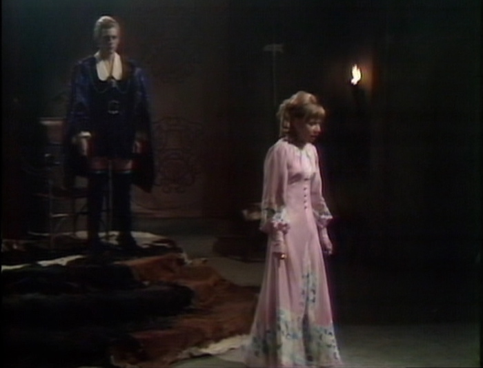 King Peladon and Jo
