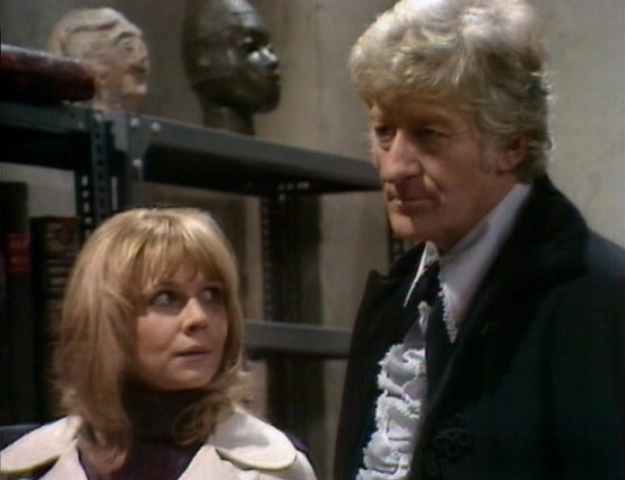 Jo and the Doctor