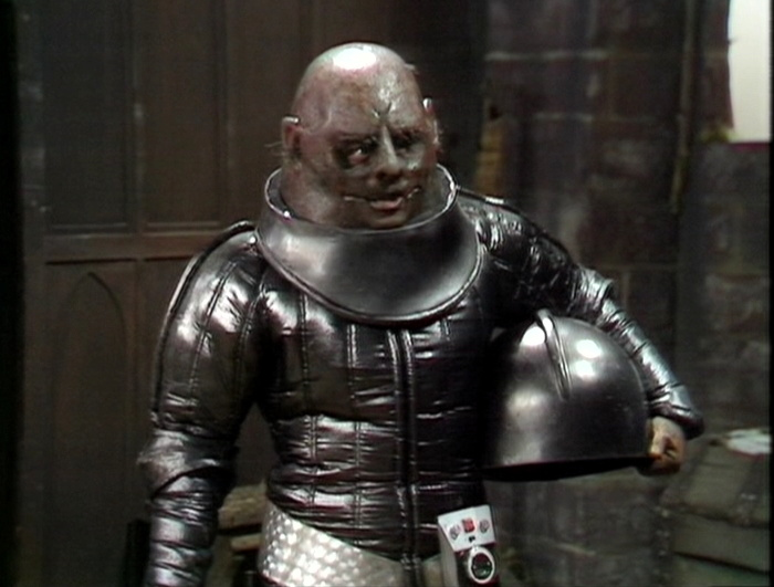 If Sontarans had mothers, perhaps they could love this face.