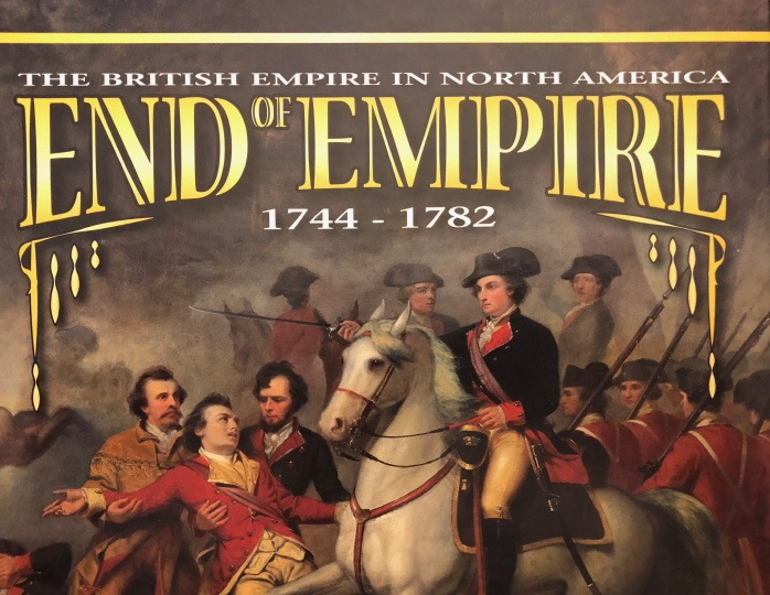 End of Empire, Compass Games, 2014