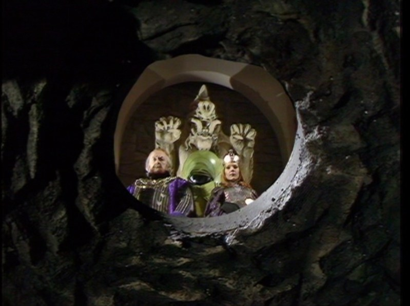 Doctor Who Project: The Monster of Peladon