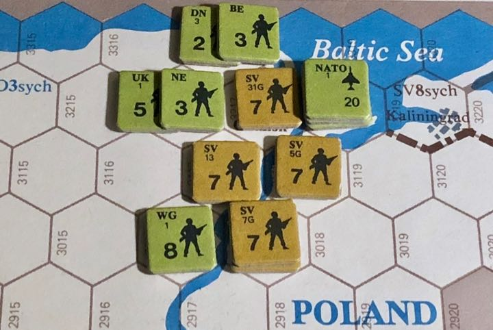 Revolt in the East, Turn 11, NATO Assault on Gdansk