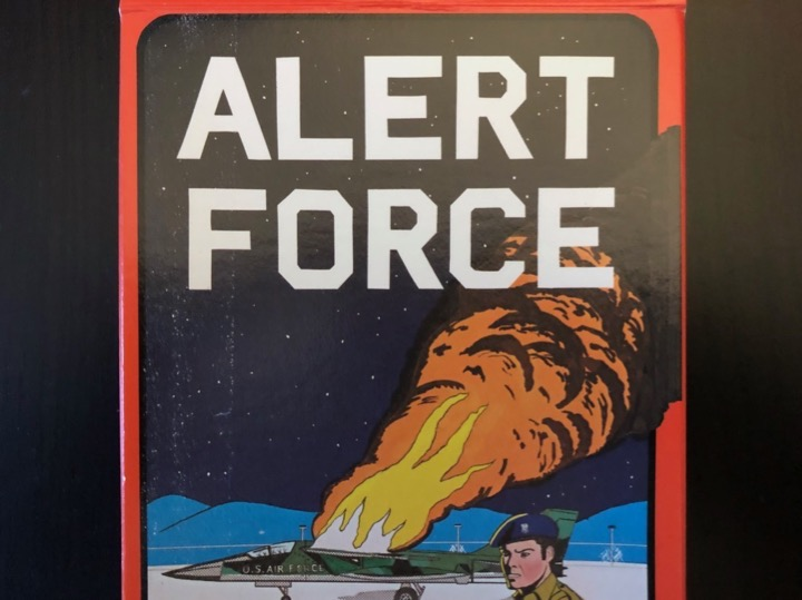 Alert Force Cover Detail