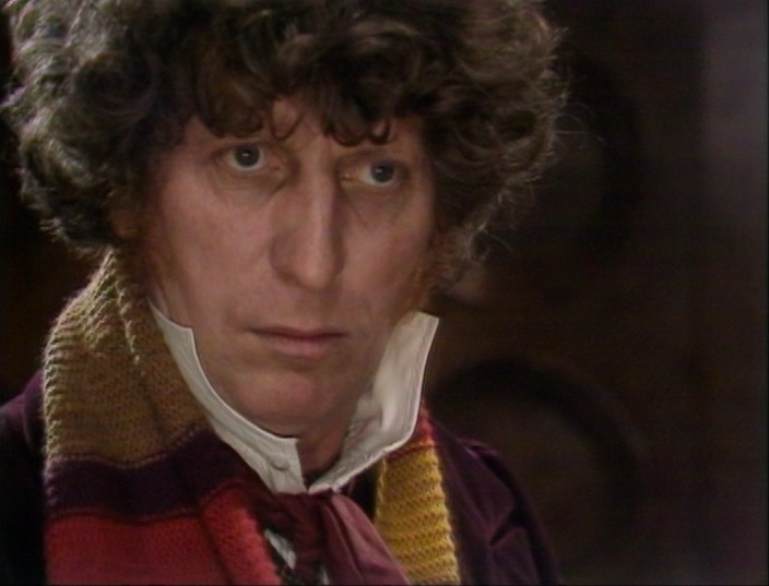 A contemplative Fourth Doctor