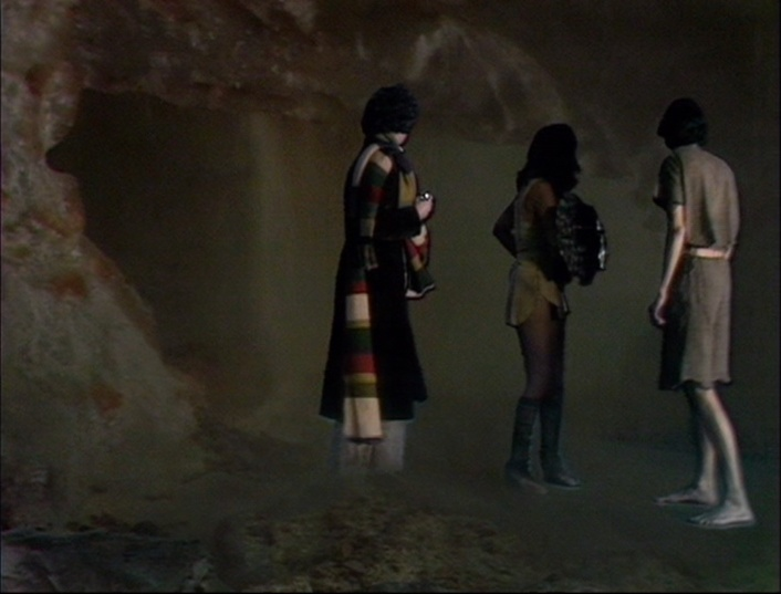 Foggy tunnel, CSO-style