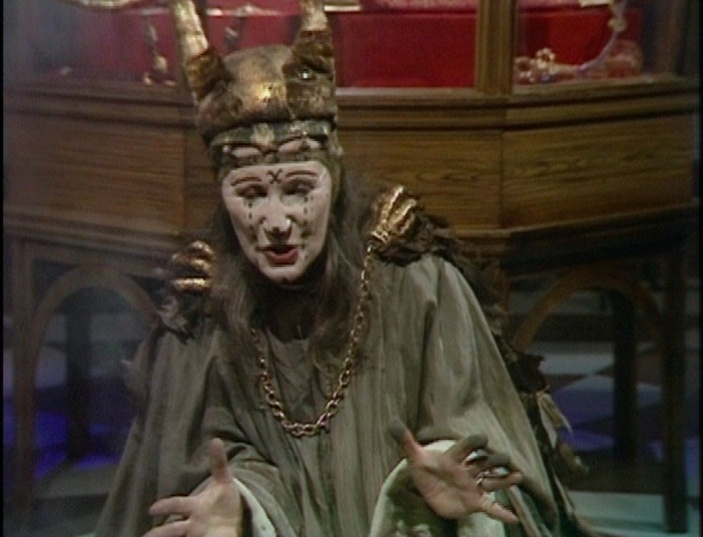 Ann Tirard as the Seeker