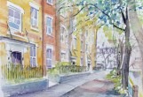 Hampstead street view