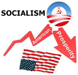 Socialist Policies Undermine American Economic Prosperity