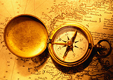 Leadership with purpose compass