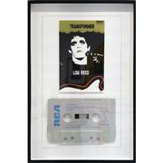 Framed Art Prints with Cassette Sculptures