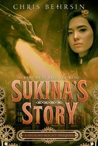 Book Cover: Sukina's Story