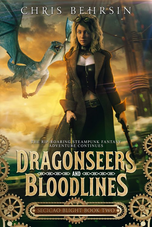 Book Cover: Dragonseers and Bloodlines