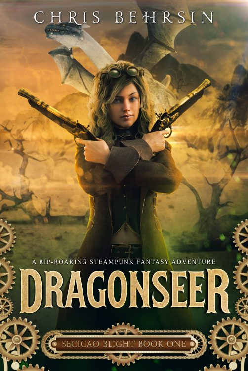 Book Cover: Dragonseer