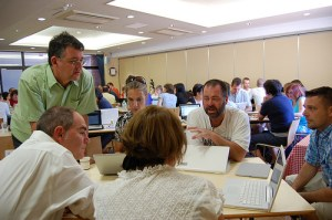 The Connected Educator Workshop