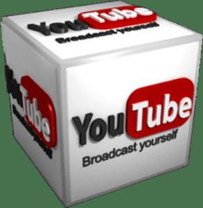 YouTube Cube