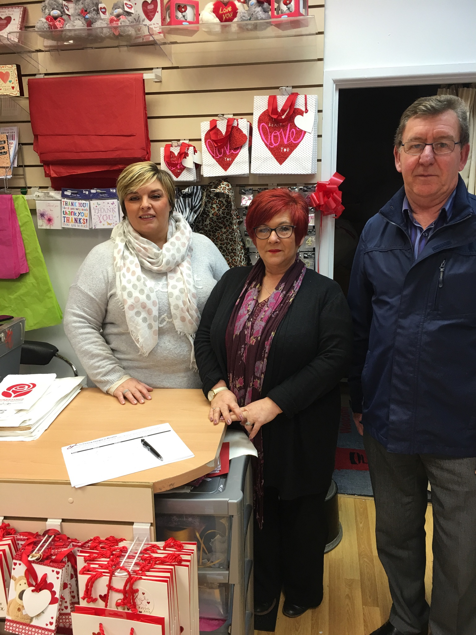 Moreton traders ask the town hall to think again