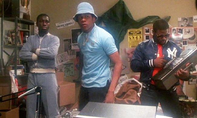 LL Cool J - Krush Groove cameo