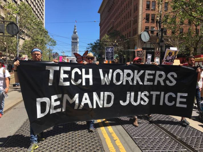 tech workers justice coalition