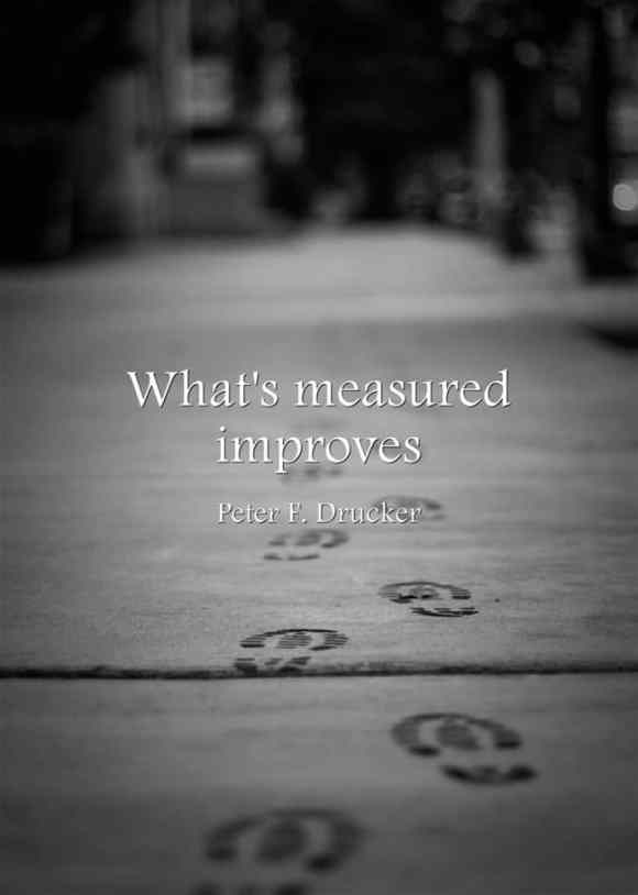 Peter-Drucker-Whats-measured-improves